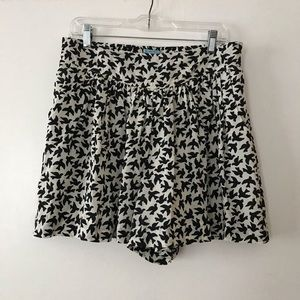 Anthropologie Leifnotes shorts